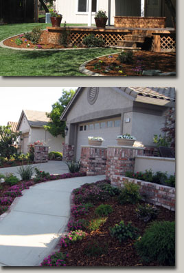 Sun City Landscaping Project
